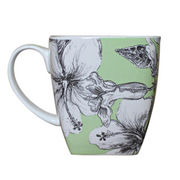 Ceramic mug from China (mainland)