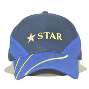 Good-quality embroidery cotton sports cap from China (mainland)