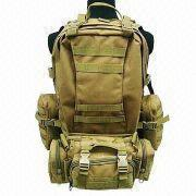 Army Military Tactical Backpack from China (mainland)