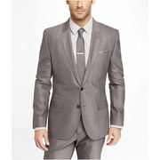 Wholesale Made to Measure Men's Slim Fit Gray Stripe Wedding Suits, Made to Measure Men's Slim Fit Gray Stripe Wedding Suits Wholesalers