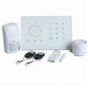 GSM Home Alarm from China (mainland)