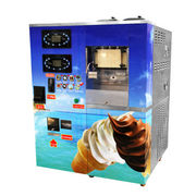 Coin operated ice cream vending machine from China (mainland)