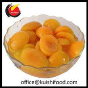 Canned apricot Manufacturer