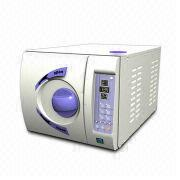 3-time Pre-vacuum Sterilizer with 220V/50Hz Voltage and 18L Volume