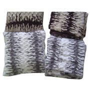 Embossed PV fleece Cushion and Blanket from China (mainland)