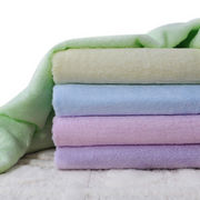 Bamboo fiber bath towels from China (mainland)