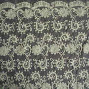 Cotton Embroidery Lace Trim from China (mainland)