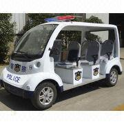 Police Patrol Bus from China (mainland)