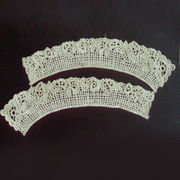 Water soluble lace trims from China (mainland)