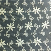 Cotton Embroidered Fabric Trim from China (mainland)