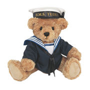 Navy teddy bear plush toys from China (mainland)