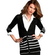 Los géneros de punto del invierno de las mujeres con el acrílico y el algodón, los diversos colores están disponibles