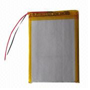 2300mAh Lithium Polymer Battery from China (mainland)