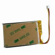 2000mAh Lithium Polymer Battery from China (mainland)