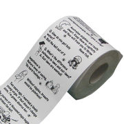 Printed toilet paper from China (mainland)