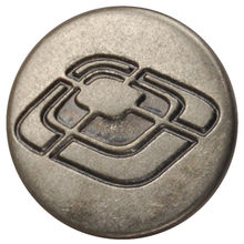 Anti-brass Jeans Button, in Various Types from Nung Lai Co. Ltd