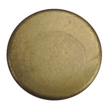 Brass Jeans Button, in Various Types from Nung Lai Co. Ltd