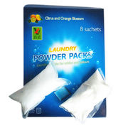 Laundry Powder Packs from China (mainland)