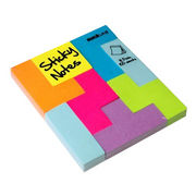 Notepad, Made of Paper and Soft Magnet, Available in Various Sizes, Colors, and Logos