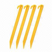 11'' Tent Pegs Set from Hong Kong SAR