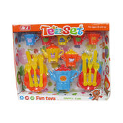 23-piece toy tea sets from China (mainland)