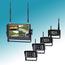 Wireless CCTV Camera System from China (mainland)
