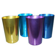 Colorful Aluminum Shot Glasses from China (mainland)