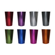 Colorful Aluminum Mixing Glasses from China (mainland)