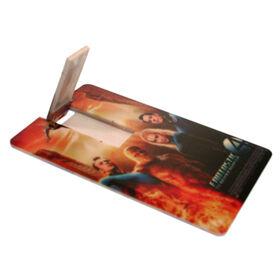 Card-shaped USB Flash Memory from China (mainland)