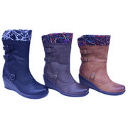 Stock Women's boots from China (mainland)
