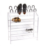 4-tier Wooden Shoes Rack from China (mainland)