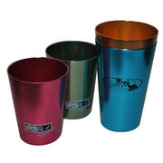 Colorful Aluminum Cups from China (mainland)