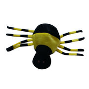 China Festival hat in spider shape, made of polyester imitation velvet, suitable for carnival