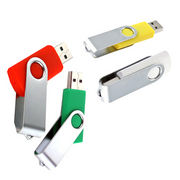 Swivel USB Flash Drives from China (mainland)