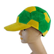 Soccer Hat from China (mainland)