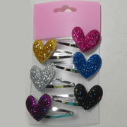 Kids' hearts hair accessory from China (mainland)