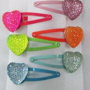 Kids' hearts neon hair accessory from China (mainland)