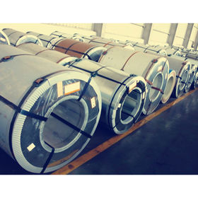 Secondary Galvanized Steel Coils from China (mainland)