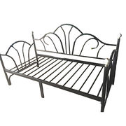 Metal day bed frame from China (mainland)