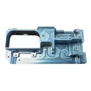 Aluminum 3D machined part