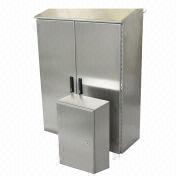 Stainless steel wall hanging type control cabinet from China (mainland)