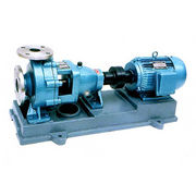 Horizontal Single-stage and Single-Suction Centrifugal Pump from China (mainland)