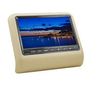 9-inch car headrest monitor pillow from China (mainland)