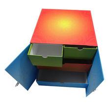 Hard Paper Cardboard Display Box Set from China (mainland)