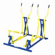 Elliptical Cross Trainer Outdoor Park Equipment from China (mainland)