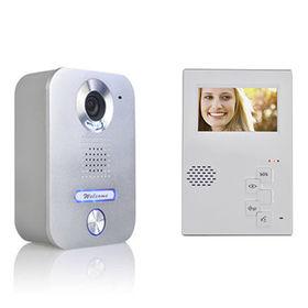China Video intercom system/villa video intercom