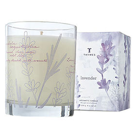 Lavender scented soy candle from China (mainland)