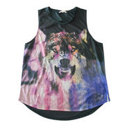 Muscle tee from China (mainland)