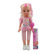 Doll toys from China (mainland)