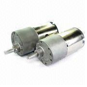 Geared Motors from China (mainland)